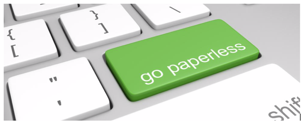 Re-Registration is going Paperless