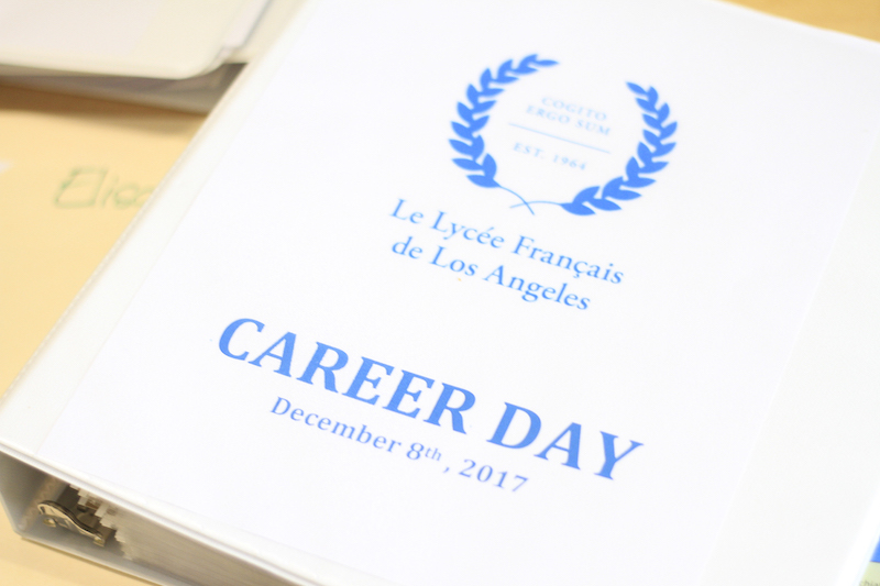 Career Day - Dec 7, 2018