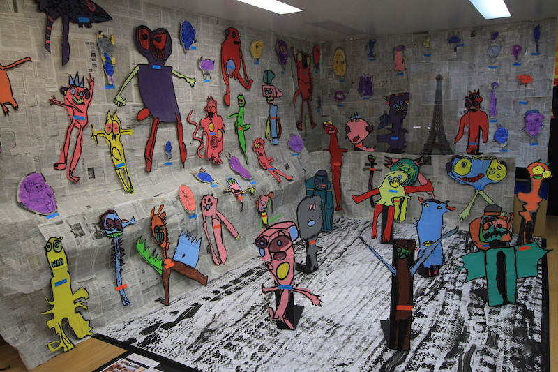 Art Shows - Preschool and Elementary Campuses