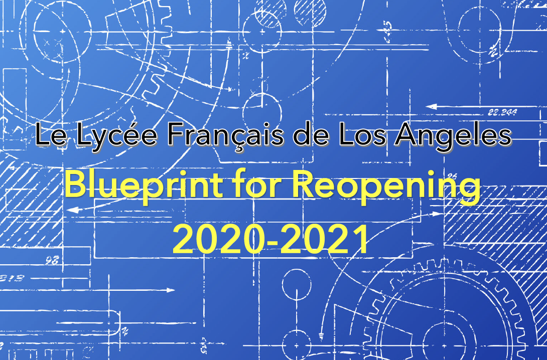 Blueprint for Reopening