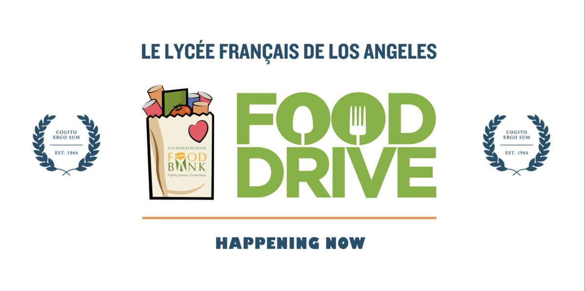 Food Drive - Now until Nov 21